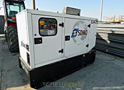 Аренда и услуги спецтехники — SDMO R44