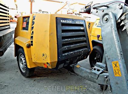 Аренда и услуги спецтехники — KAESER M 26