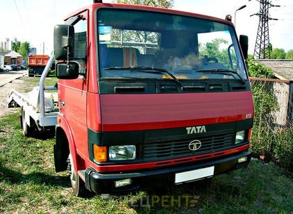 Аренда и услуги спецтехники — TATA