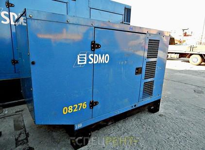 Аренда и услуги спецтехники — SDMO J88