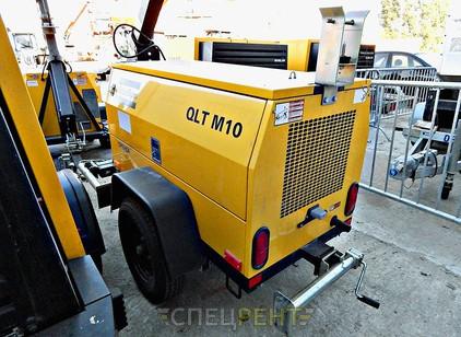 Аренда и услуги спецтехники — ATLAS C QLTM10