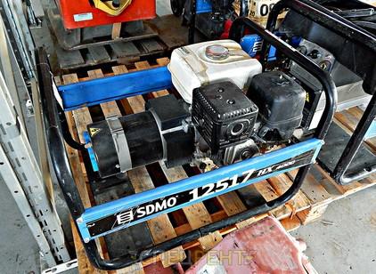 Аренда и услуги спецтехники — SDMO HX4000S