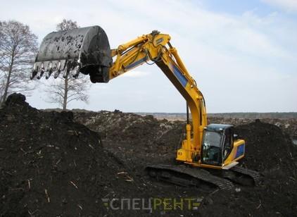 Аренда и услуги спецтехники — Чернозем с доставкой