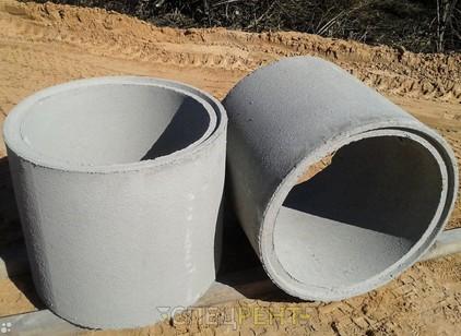 Аренда и услуги спецтехники — Кольца бетонные