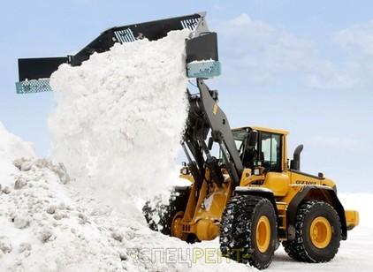 Аренда и услуги спецтехники — Уборка и вывоз снега