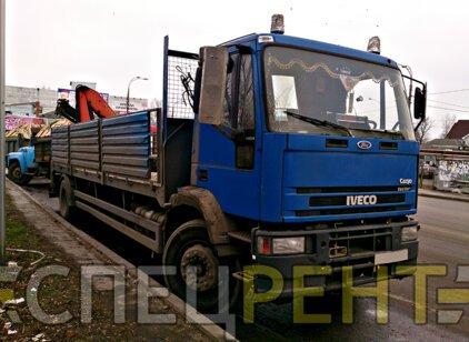 IVECO Cargo 180E24