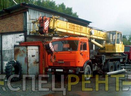 КАМАЗ 53215 Ивановец