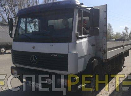 Mercedes борт 6 метров