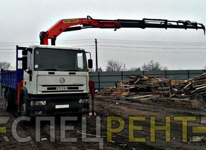 IVECO 10 тонн