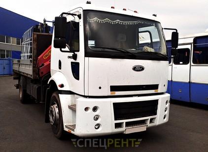 Аренда и услуги спецтехники — FORD Cargo