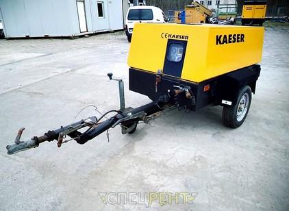 Аренда и услуги спецтехники — KAESER M 43