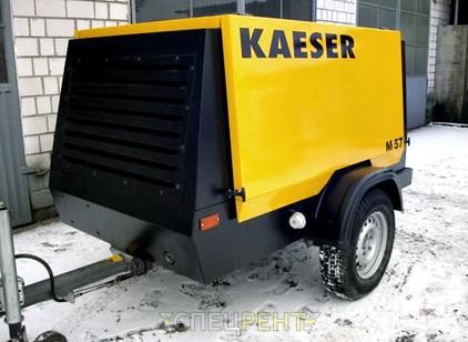 Аренда и услуги спецтехники — KAESER M 57