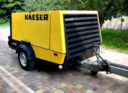 Аренда и услуги спецтехники — KAESER M 100