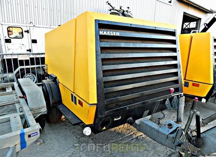 Аренда и услуги спецтехники — KAESER M 123