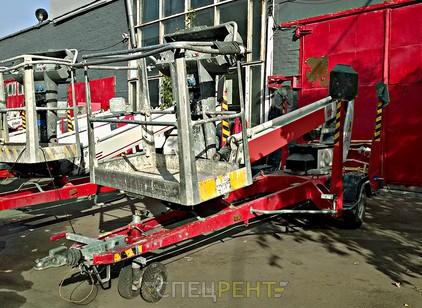 Аренда и услуги спецтехники — DINO 150T