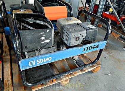 Аренда и услуги спецтехники — SDMO SH7500T-C
