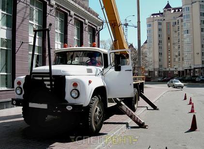 Аренда и услуги спецтехники — ЗИЛ-130